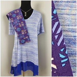 Silverwear/Lularoe Leggin Set